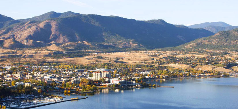 Moving from Vancouver to Penticton