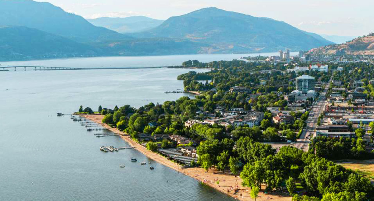 Moving to Kelowna